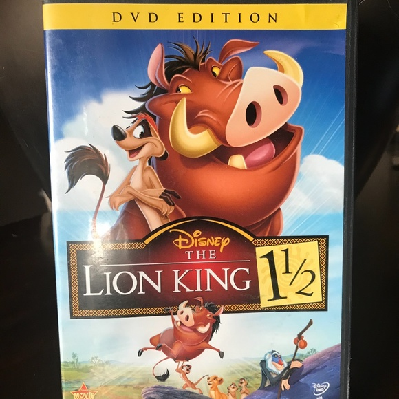 Disney's The Lion King 1  1/2